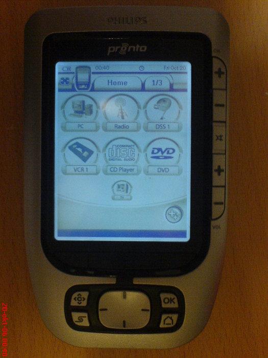 Philips Pronto RU960