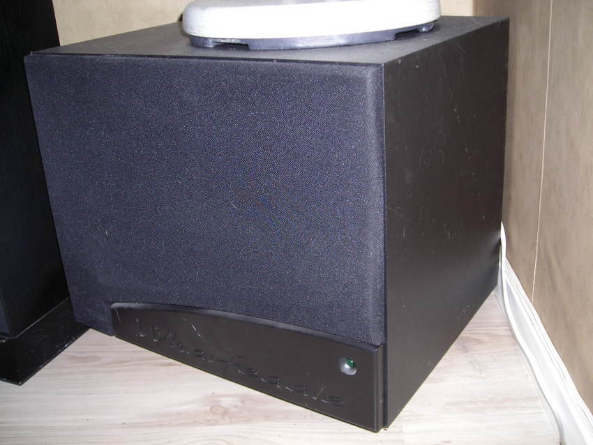 bilder p wharfedale topaz sw 10 subwoofer. Black Bedroom Furniture Sets. Home Design Ideas