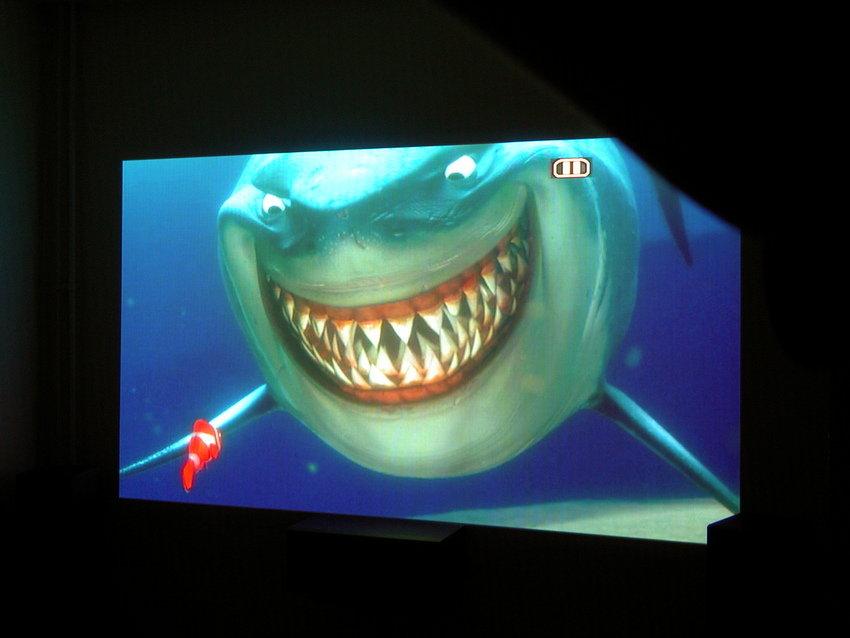 Nemo på väggen