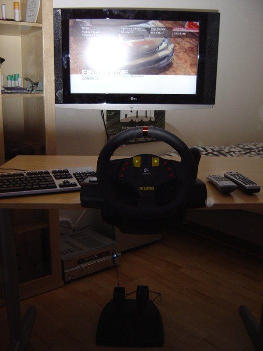 Bilspelmöbleringen