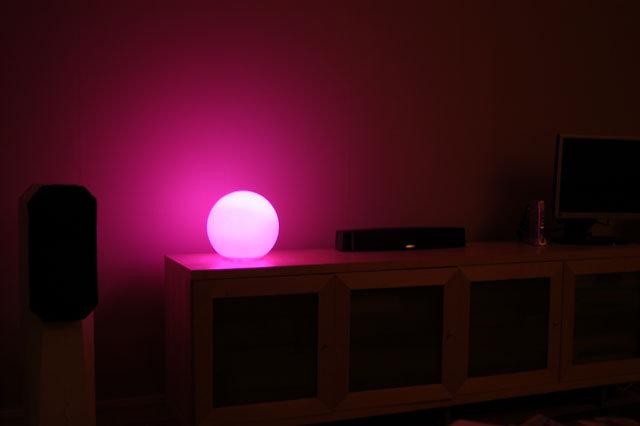 hemma hos robo68 ikea fado med rgb lysdiod. Black Bedroom Furniture Sets. Home Design Ideas