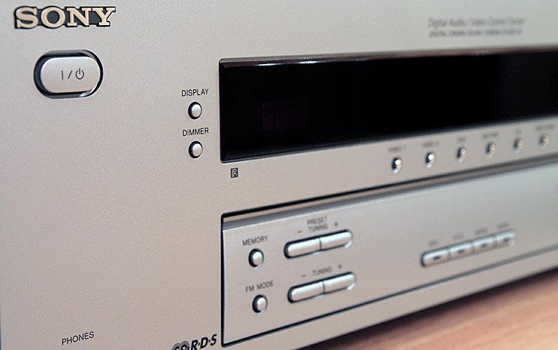 Sony STR-DE495