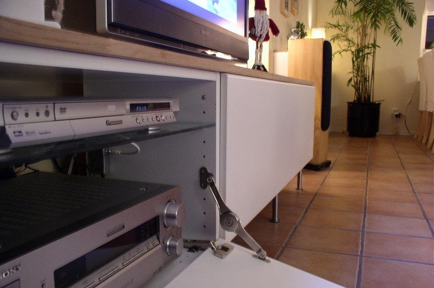 DVD/HDD-recorder och Reciever