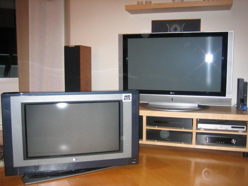 Bytte TV för ett bra tag sedan