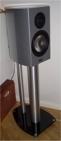 Canton Vento 802 med LS 850