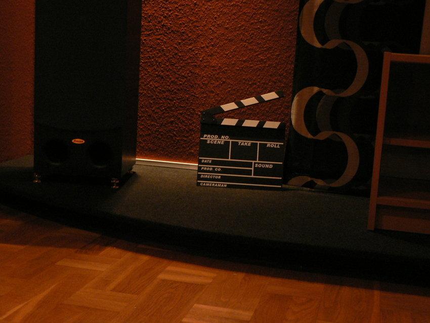 Scenen och filmklappan