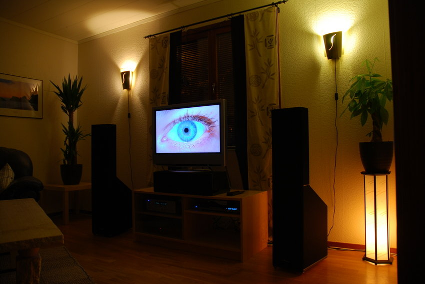 det klassiska ögat :)