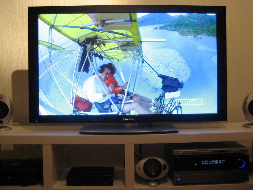 WMV HD 720p via VGA