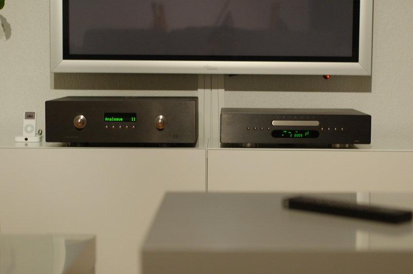 Primare SPA20 & DVD26 m DVI