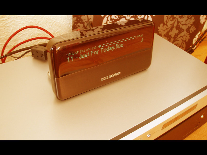 Slim Devices Squeezebox Wireless V3. Igen!