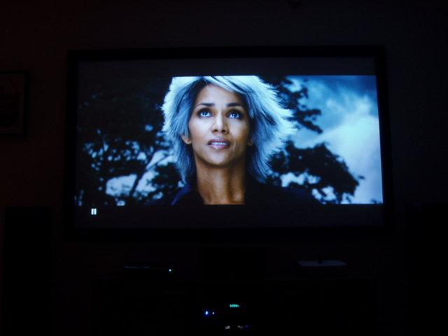 Screenshot X-men 3 Blu Ray