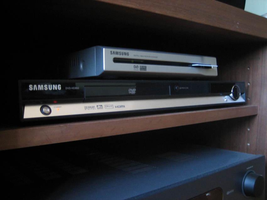 DVD och digitalbox