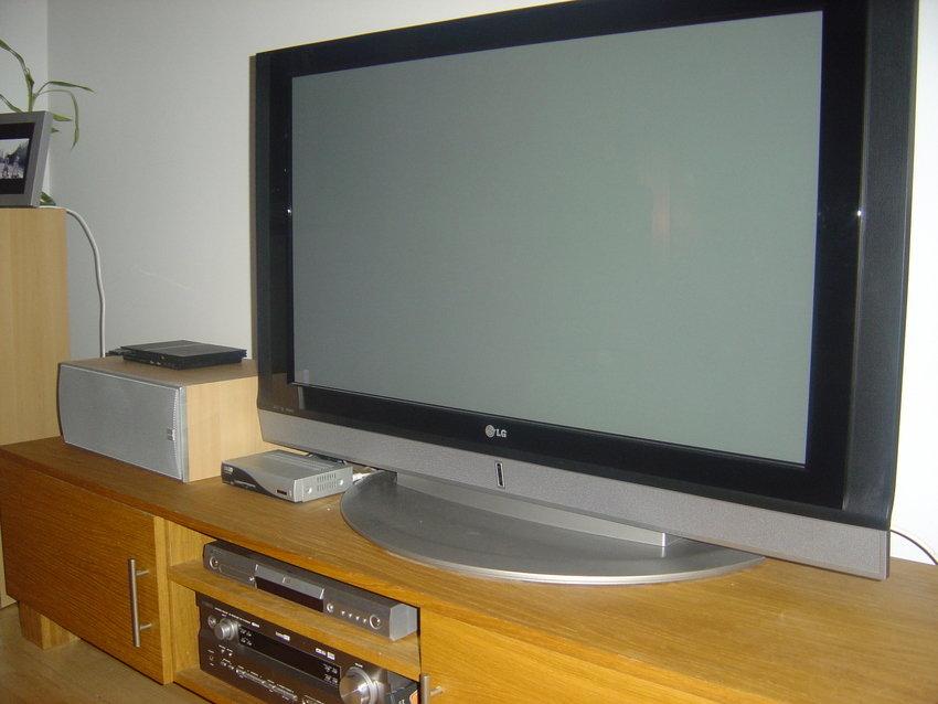 TV och stereon