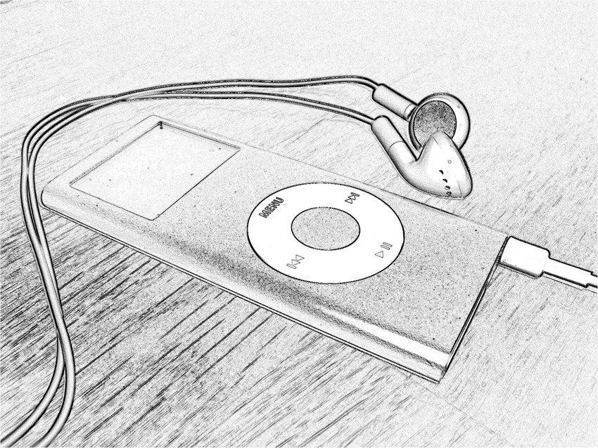 Ipod Nano 2GB Silver