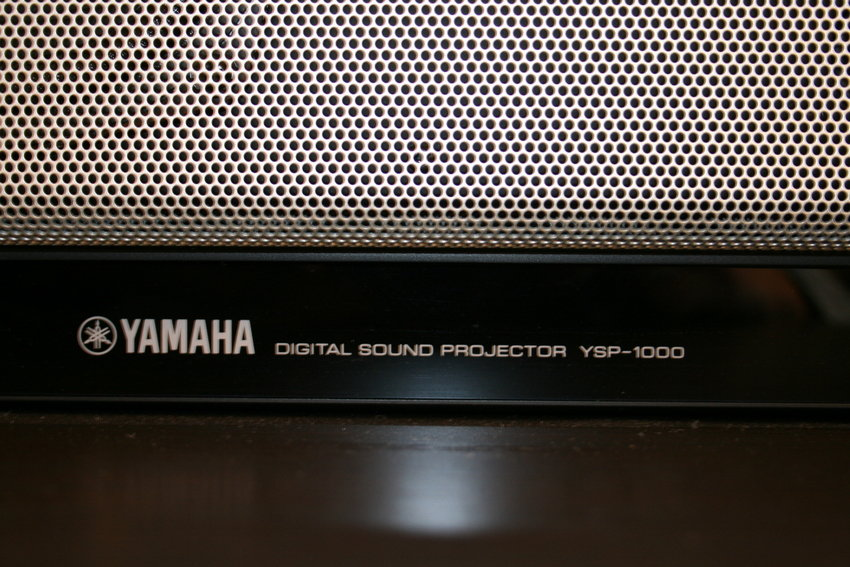 Bilder p yamaha ysp 1000 hembiosystem for Yamaha ysp 1000
