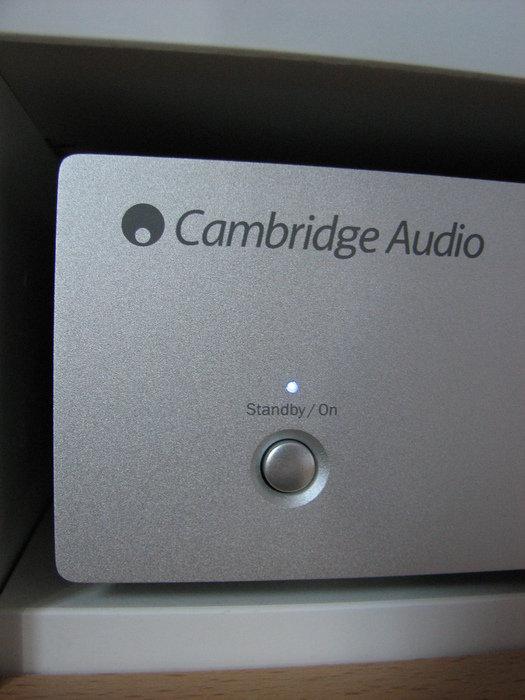 Min nya Cambridge Azur 340C