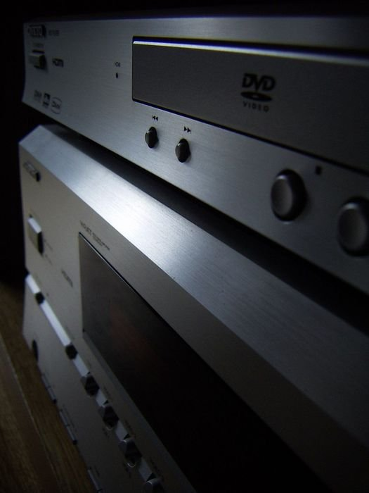 Receiver + Dvd