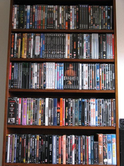 DVD-samlingen i dagsskicket!