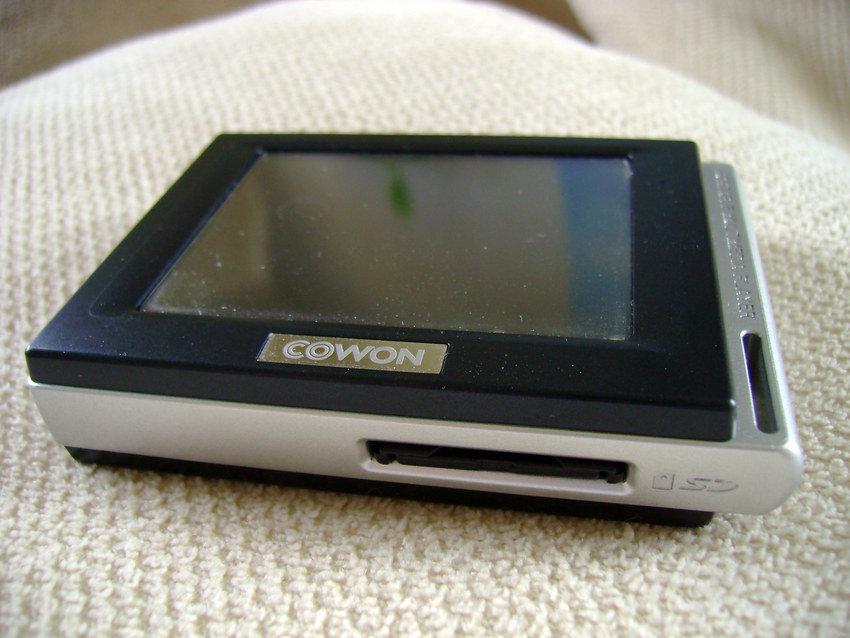 iAudio Cowon D2 4GB