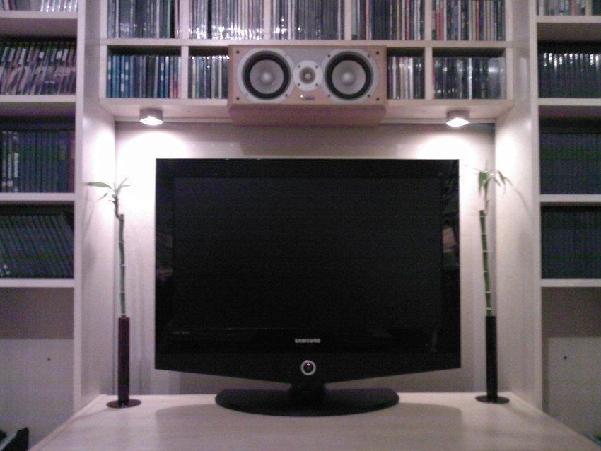 Mycket prisvärd TV