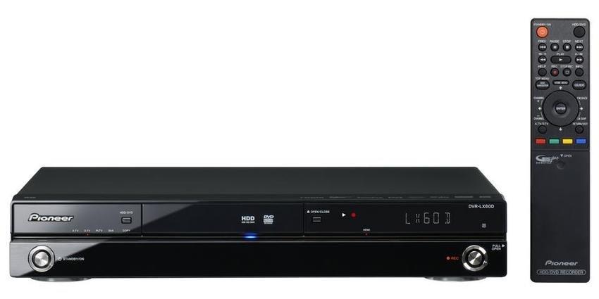 Pioneer DVR-LX60D 250GB