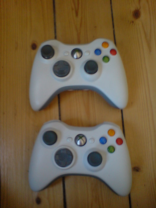 Microsoft Xbox 360 Gamepad Wireless