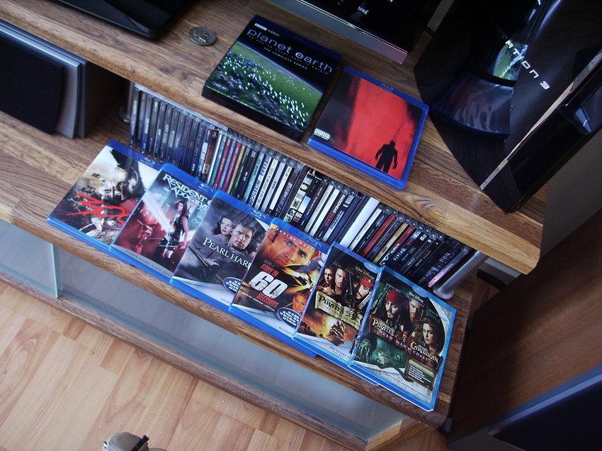 Blu-ray och PS3