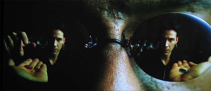 Matrix - HD DVD - 1080p