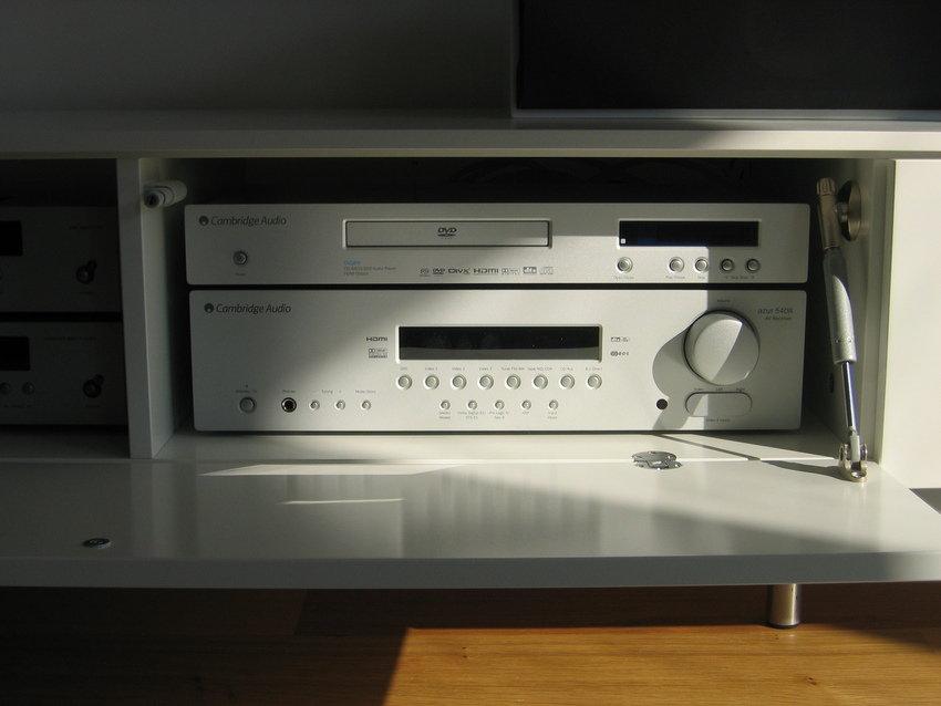 Cambridge Audio, å andra sidan, tillverkas i Kina.