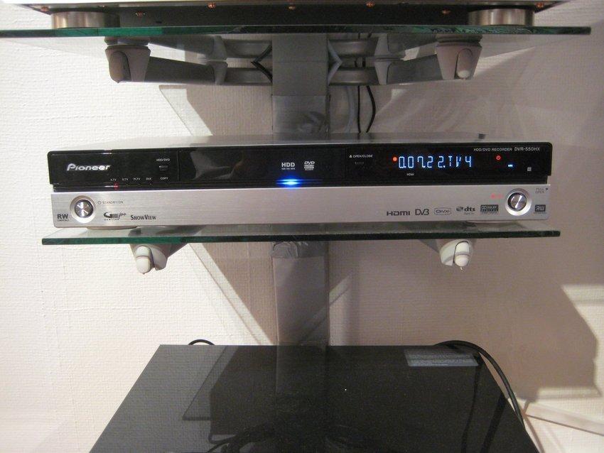 Pioneer DVR-550HX