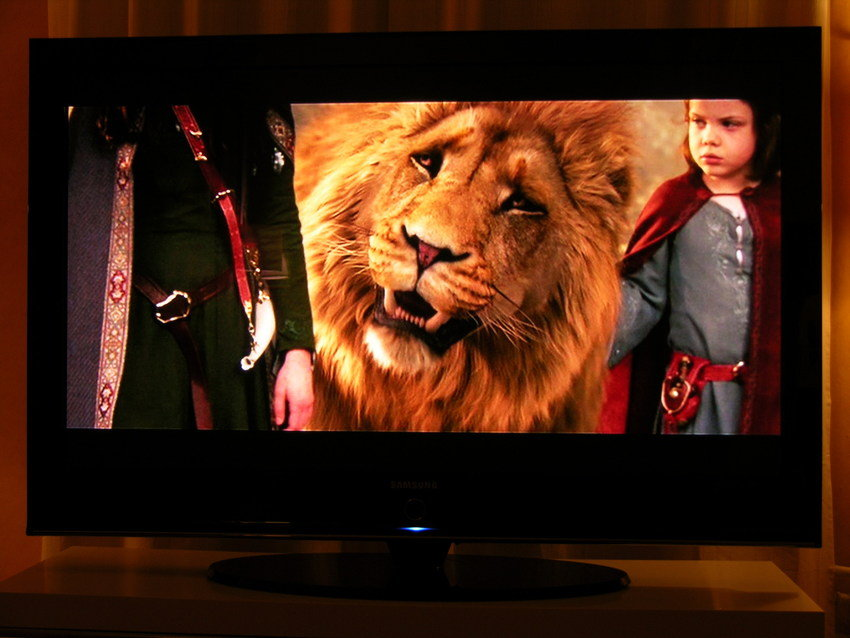 The Chonicles of Narnia: The Lion, The Witch And The Wardrobe (1080i)