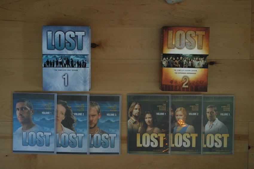 Lost - Säsong 1&2