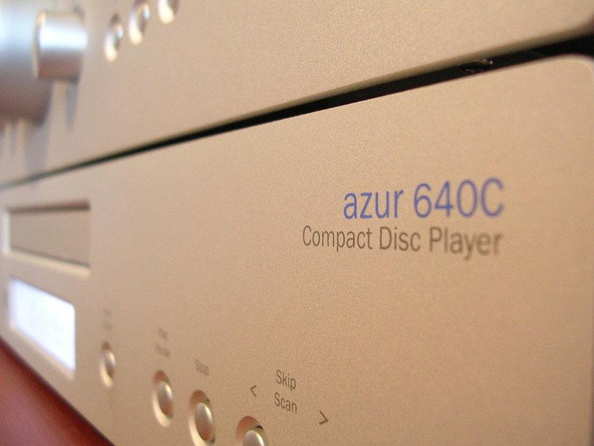 CD-spelaren