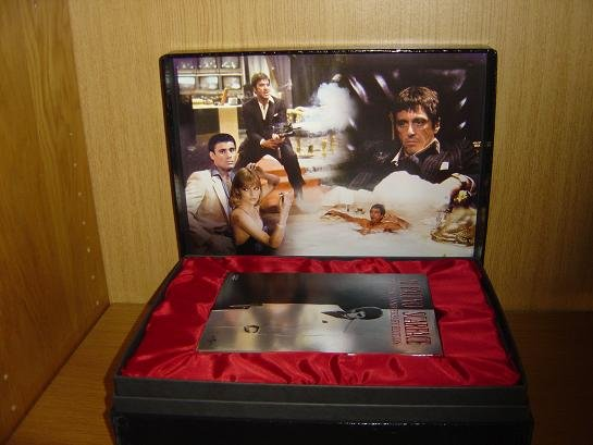 Scarface Anniversary gift box