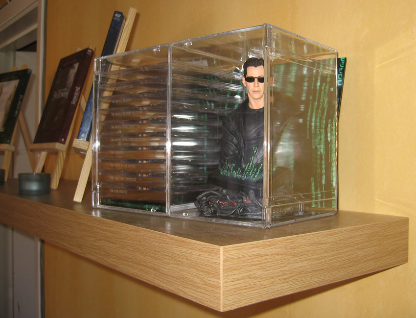 The Ultimate Matrix Collection!