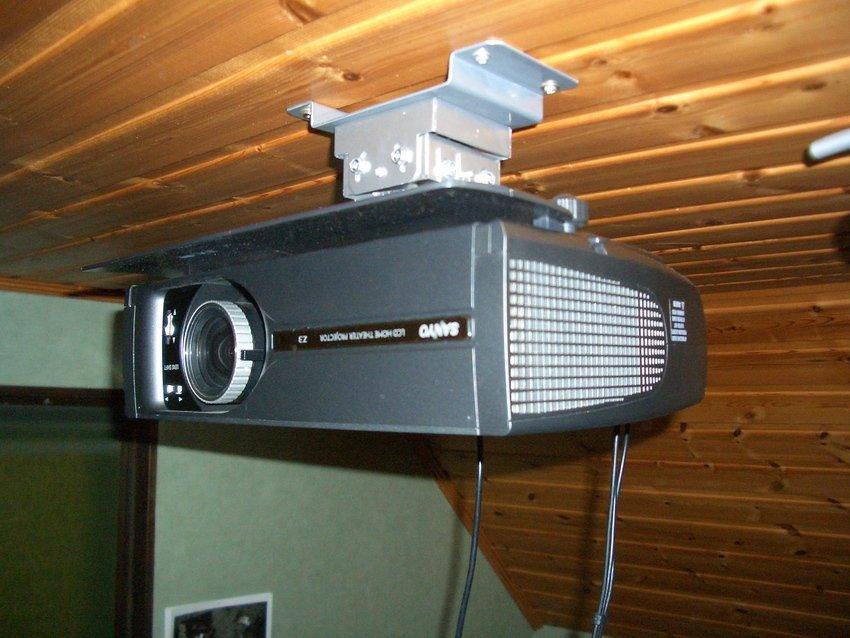 min projektor