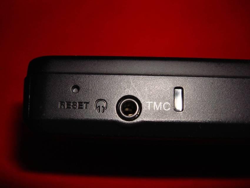 Reset + TMC anteningång som förövrigt fungerar jäkligt bra.