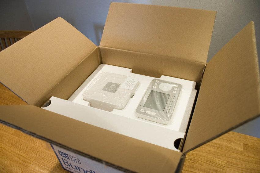 Paketöppning 2