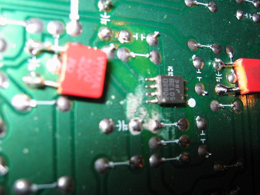 CD5400, OP-amp
