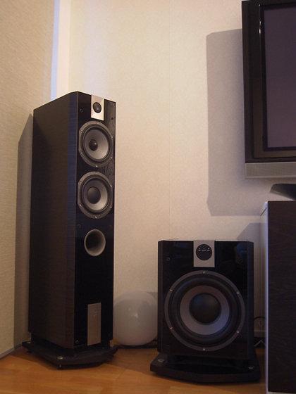 bilder p focal chorus 816 v. Black Bedroom Furniture Sets. Home Design Ideas