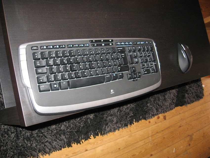 Nytt tangentbord