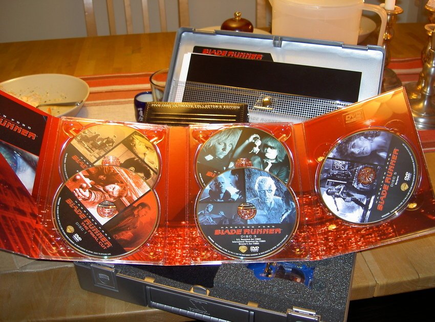 Ultimate edition 5 disc