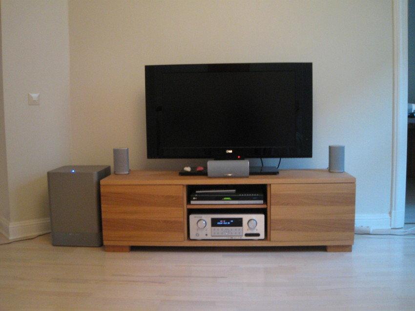 Ny möblering på väg att skapas.