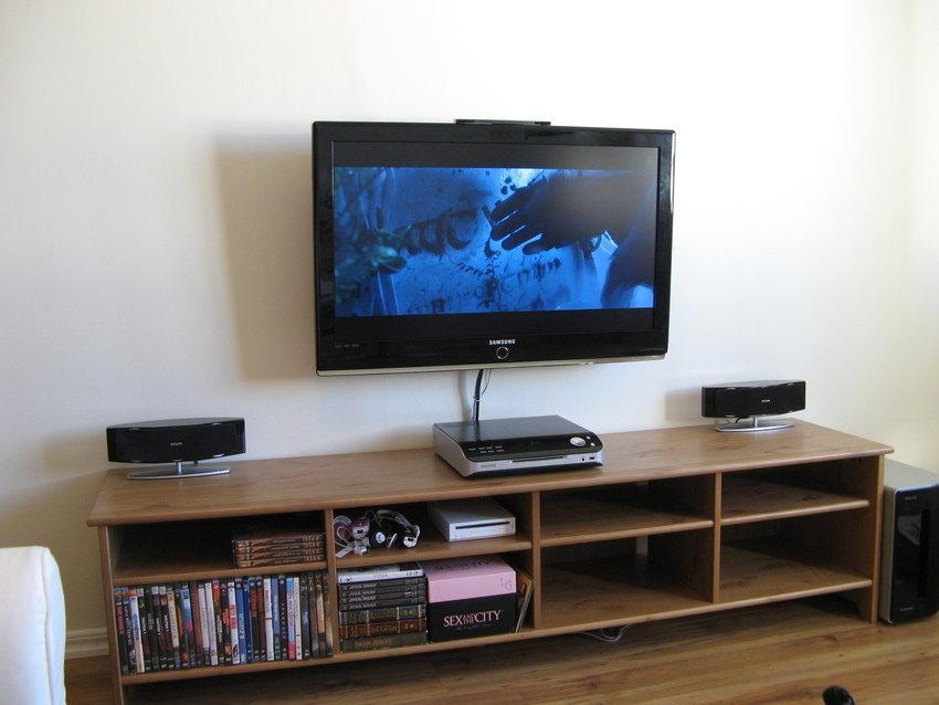 Tv och DVD-paket