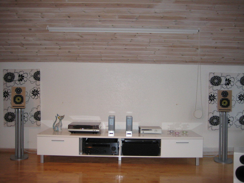 Setup Acoustic Phase