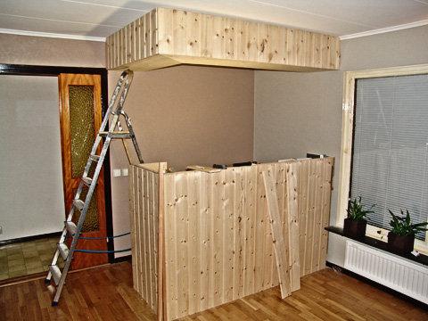 Hvordan bygge bardisk