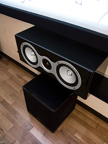 Monitor Audio Gold Signature GSLCR