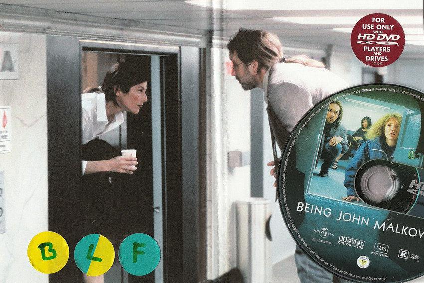Being John Malkovich [HD-DVD]