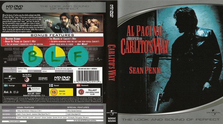 carlitos way [HD-DVD]