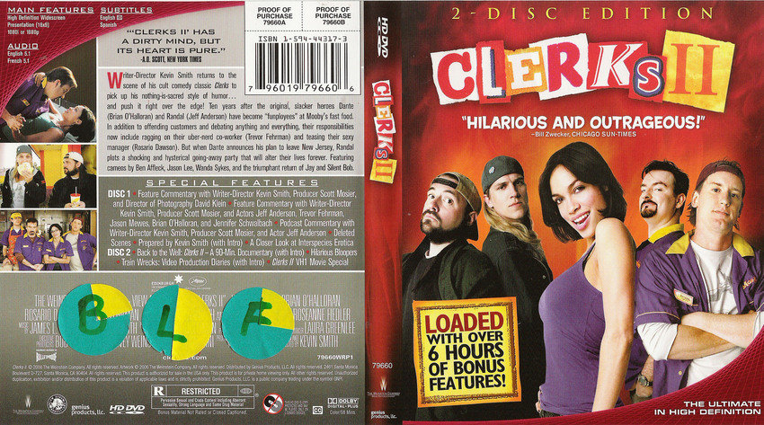 clerks 2 [HD-DVD]